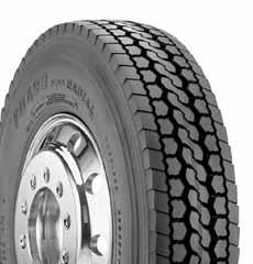 FD690 Plus Tires